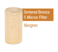 NG5882-13P - Sintered Bronze 5 Micron Filter (5882-11)