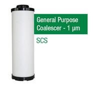 AF430-X13-X - General Purpose Coalescer - 1 um (EA430U-X1/G0430U13-X1)