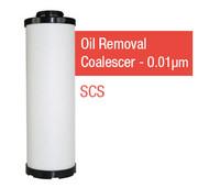 AF430-X13-Y - Grade Y - Oil Removal Coalescer - 0.01 um (EA430H-X1/G0430H13-X1)