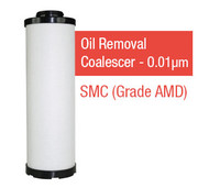 SMC350Y - Grade Y - Oil Removal Coalescer - 0.01 um (AMD-EL350/AMD350-04D-T)