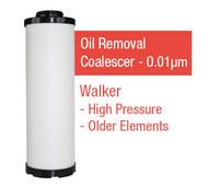 WF50Y - Grade Y - Oil Removal Coalescer - 0.01 um (E50XA/A25XA)