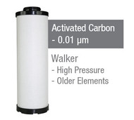 WF50A - Grade Y - Activated Carbon - 0.01 um (E50AC/A25AC)