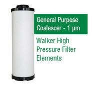 WF730X - Grade X - General Purpose Coalescer - 1 um (E738X1/C101X1)