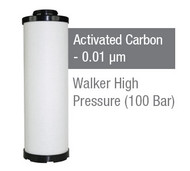WFHP410A - Grade A - Activated Carbon - 0.01 um (HP410AC/350HP50AC)