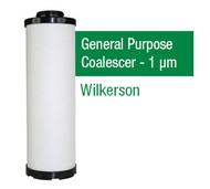 WK876X - Grade X - General Purpose Coalescer - 1 um (MSP-95-876/M43-0E-S00)