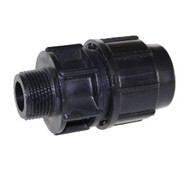 UltraAir Metric Compression Male Adaptor