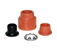 UltraAir Metric Compression - Poly to Copper Kit