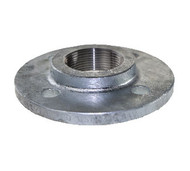 UltraAir Stub Flange Galvanised Drilled Flange Table D/E