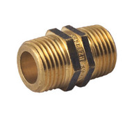 Brass Fitting - Hex Nipple
