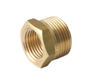 Brass Fitting - Reducing Bush