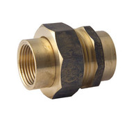 Brass Fitting - Barrel Unions Female x Female