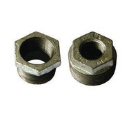 Galvanised Fittings - Reducing Bush