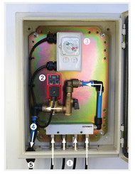 CMSC Condensate Controller - 4 Port