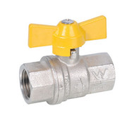Ball Valves AGA Approved (T Handle) F x F