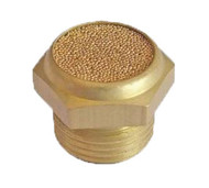 Brass Silencer Flat