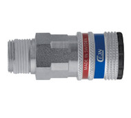 CEJN eSafe Series - Male Threaded Socket