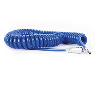 Spiral Hose (Self Store Hoses Inc Fittings)