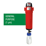 G Series Vacuum Housing - General Purpose (1 um)