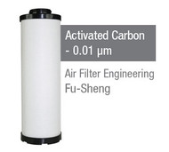 AF625A - Grade A - Activated Carbon - 0.01 um