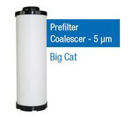 WFBC150P - Grade P - Prefilter Coalescer - 5 um (BCE150X5/BC150X5)