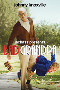 Bad Grandpa - Vudu HD (Digital Code)