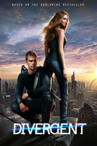 Divergent - Vudu HD (Digital Code)
