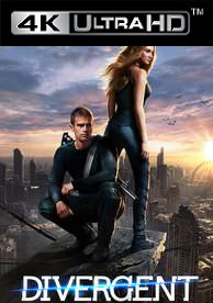 Divergent - iTunes 4K (Digital Code)