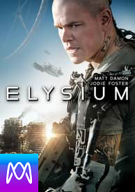 Elysium - Vudu SD or iTunes SD via MA (Digital Code)