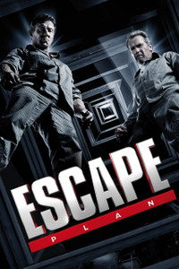 Escape Plan - Vudu HD (Digital Code)