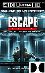 Escape Plan - iTunes 4K (Digital Code)