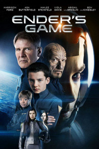 Ender's Game - Vudu HD (Digital Code)