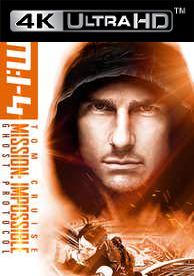 Mission Impossible: Ghost Protocol - iTunes 4K (Digital Code)