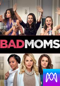 Bad Moms - Vudu HD (Digital Code)