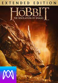 The Hobbit: The Desolation of Smaug: Extended - Vudu HD or iTunes HD via MA (Digital Code)