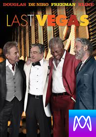 Last Vegas - Vudu SD or iTunes SD via MA (Digital Code)