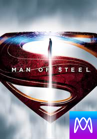 Man of Steel - Vudu HD of iTunes HD via MA (Digital Code)