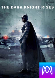Dark Knight Rises - Vudu HD or iTunes HD via MA (Digital Code)