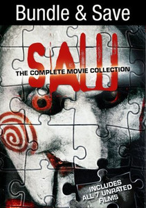 Saw: The Complete Movie Collection - Vudu HD (Digital Code)