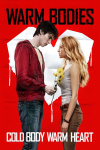 Warm Bodies - Vudu HD (Digital Code)