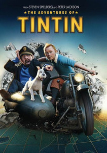 Adventures of Tintin - Vudu HD (Digital Code)