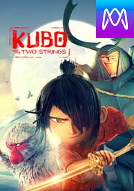 Kubo and the Two Strings - iTunes HD (Digital Code)