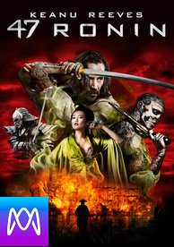 47 Ronin - Vudu HD (Digital Code)