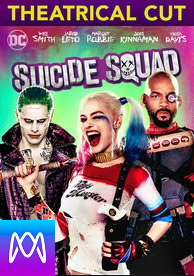 Suicide Squad - Vudu HD or iTunes HD via MA (Digital Code)