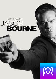 Jason Bourne - Vudu HD (Digital Code)