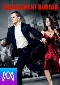 Adjustment Bureau - iTunes HD (Digital Code)