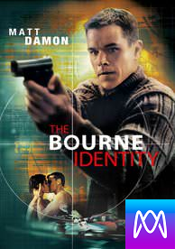 Bourne Identity - Vudu HD (Digital Code)