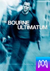 Bourne Ultimatum - Vudu HD (Digital Code)