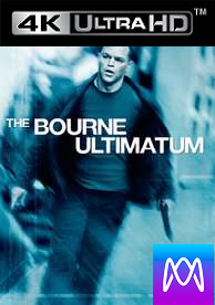 Bourne Ultimatum - iTunes 4K (Digital Code)
