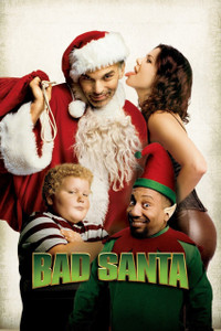 Bad Santa: Unrated and Director's Cut - Vudu HD (Digital Code)