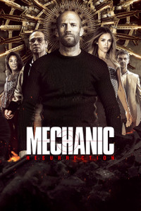 Mechanic: Resurrection - Vudu HD (Digital Code)